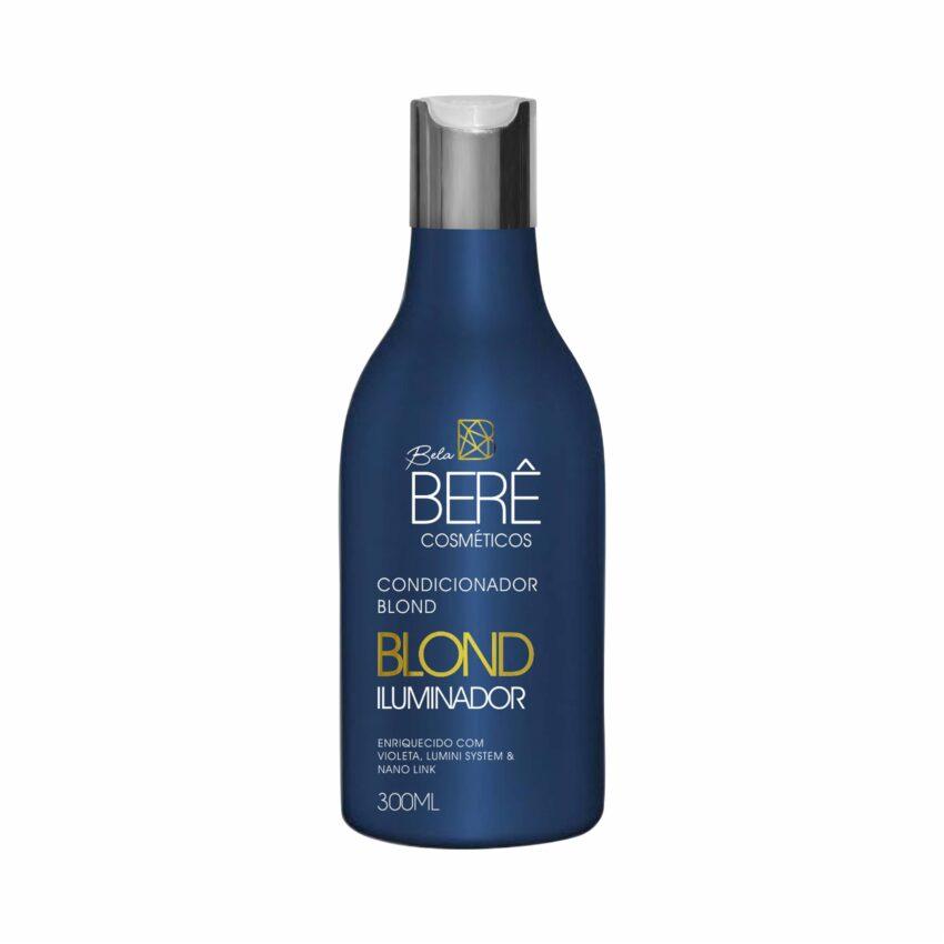 Condicionador Blond Iluminador 300ml Bela Berê