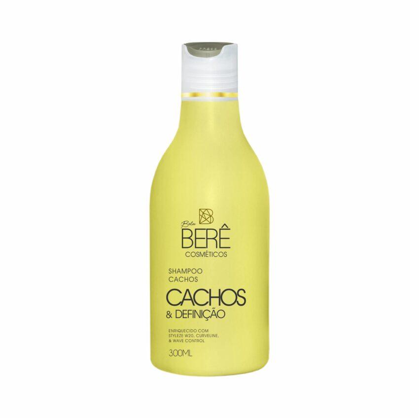 Shampoo Cachos & Definição 300ml Bela Berê