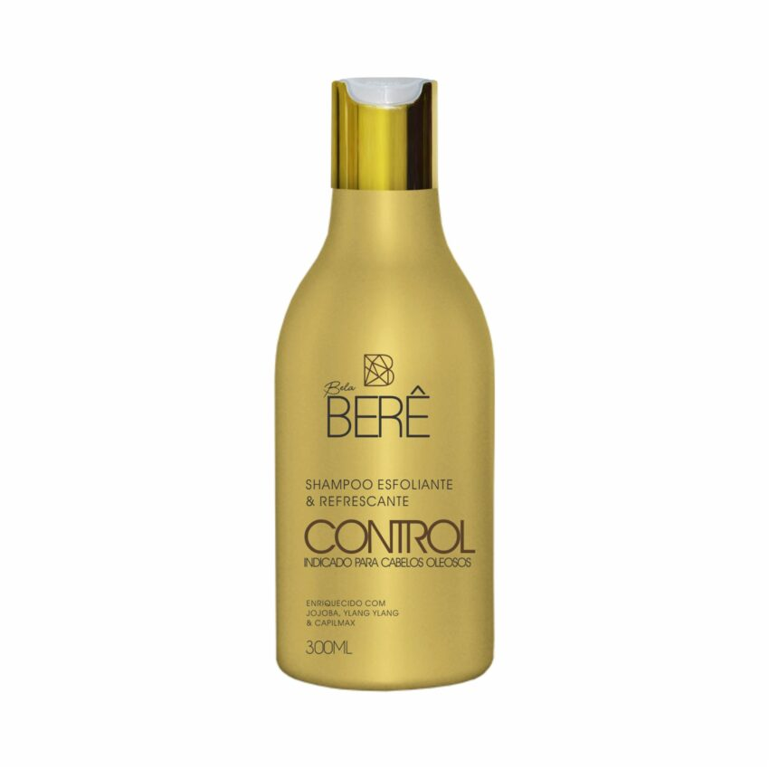 Shampoo Control 300ml Bela Berê