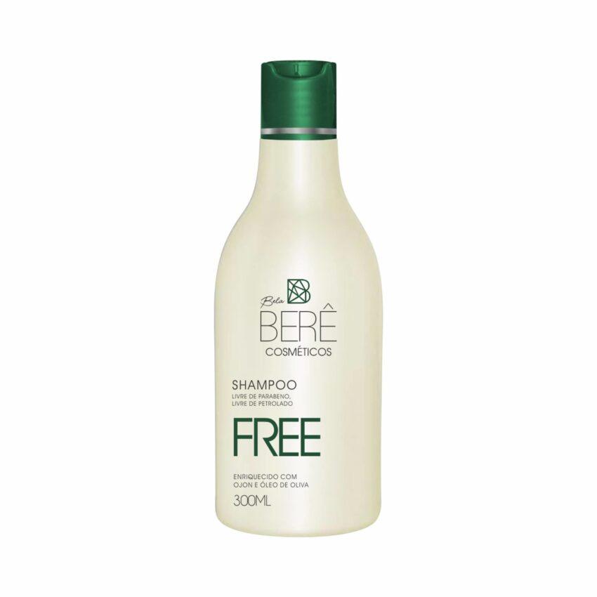 Shampoo Free 300ml Bela Berê