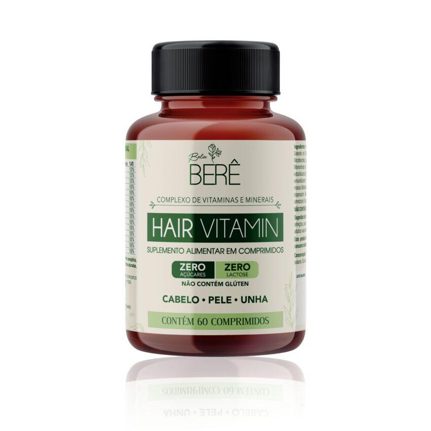 Hair Vitamin - Tratamento para 60 dias Bela Berê
