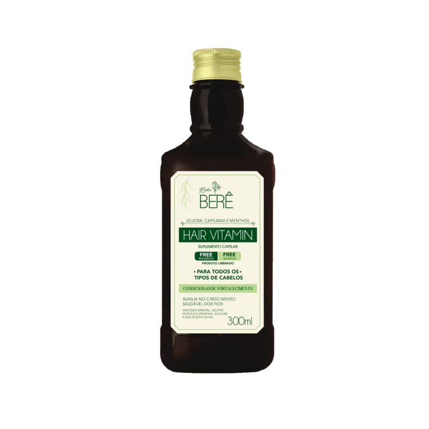Condicionador Hair Vitamin 300ml Bela Berê
