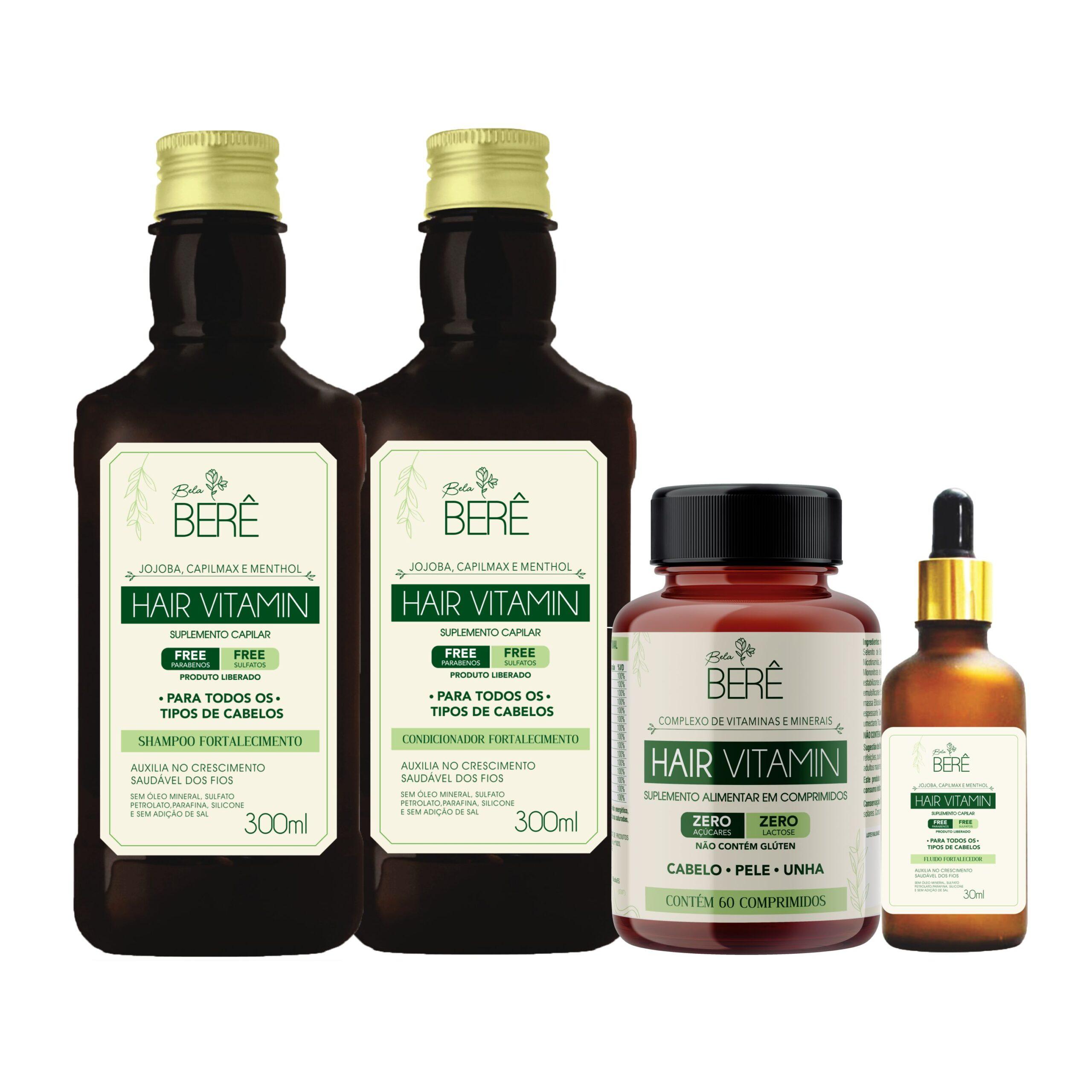 kit hair vitamin