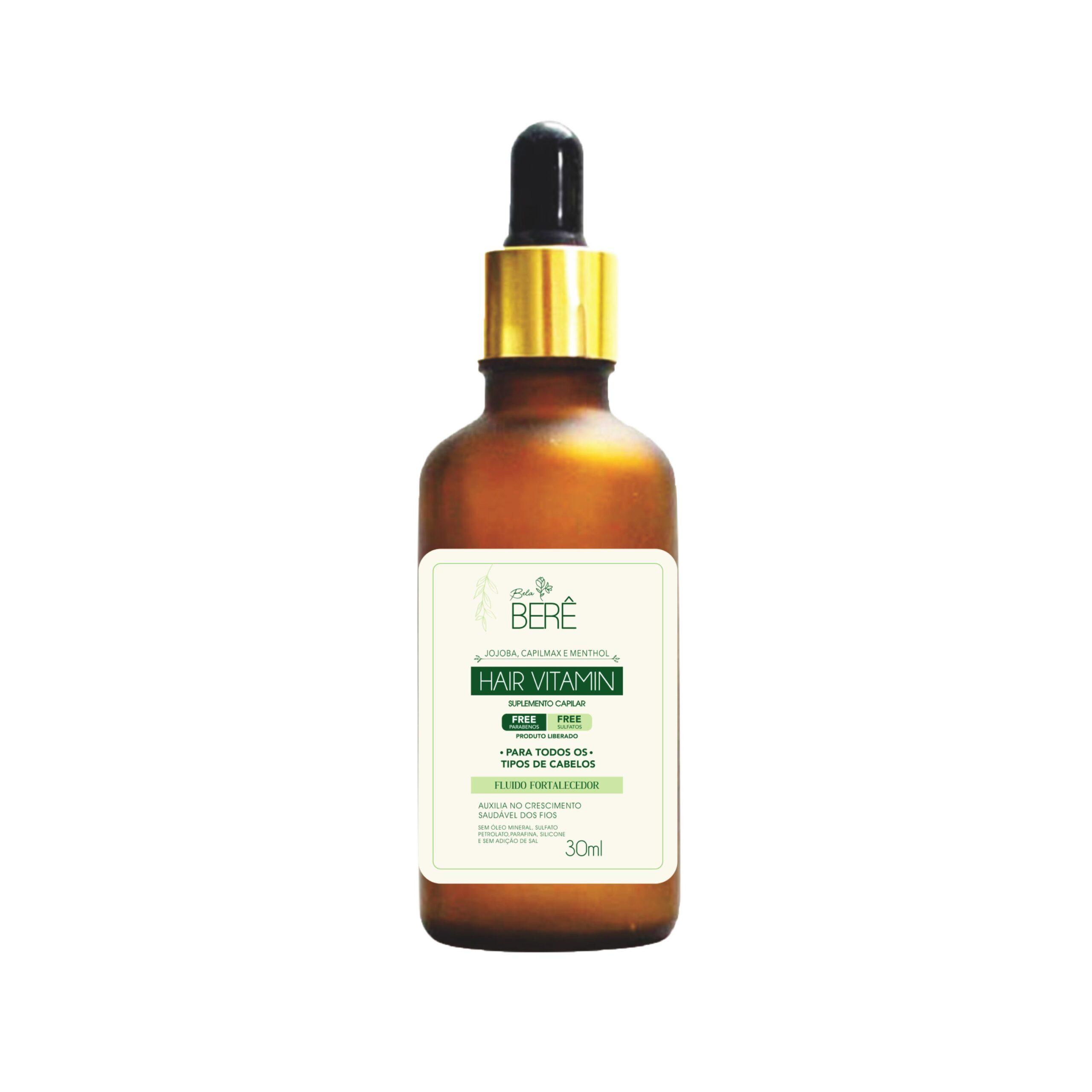 tônico hair vitamin